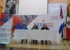 Encuentro Nacional de Solidaridad con Cuba