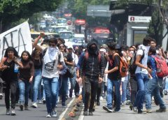 indagatoria por violencia en la UNAM