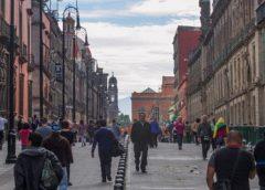 Ciudad de México: La Semana Santa y el exagerado urbanismo