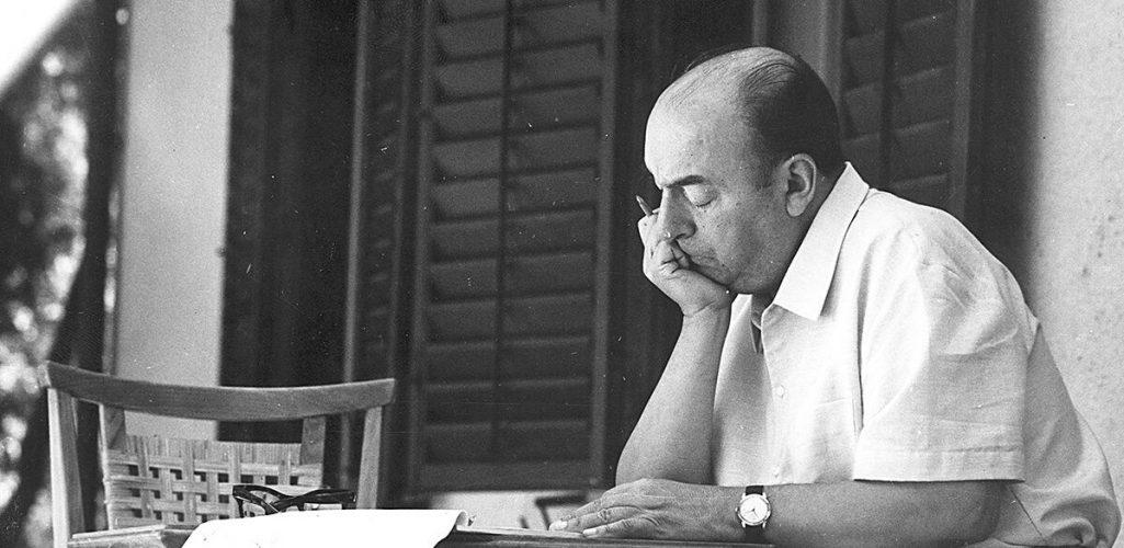 Neruda por Eisner