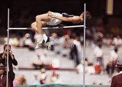 Fosbury, el hombre que revolucionó el salto de altura