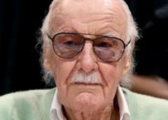 Da el último respiro Stan Lee, cineasta estrella de los comics