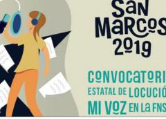Feria Nacional de San Marcos 2019