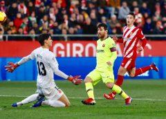 triunfo de Barcelona sobre Girona