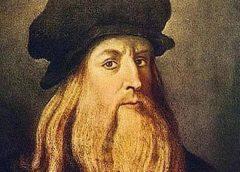 Da Vinci a 500 años de su partida