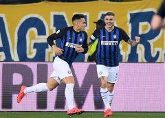 Inter de Milán vence al Parma