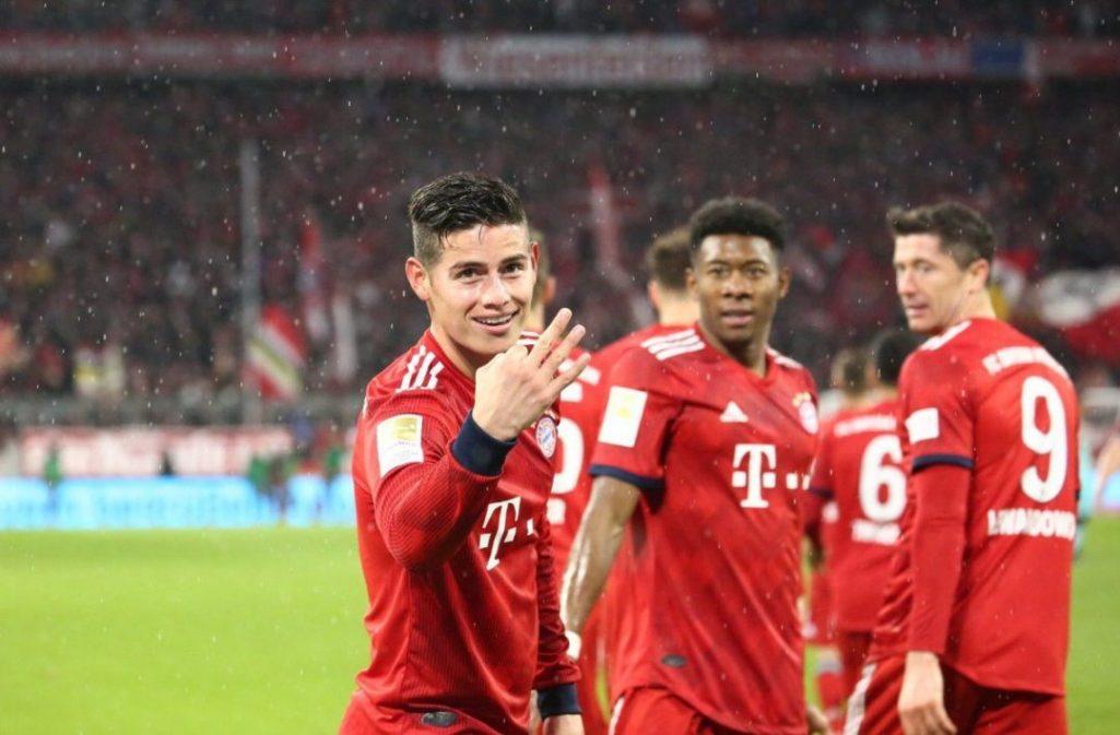 Bayern Munich se redime