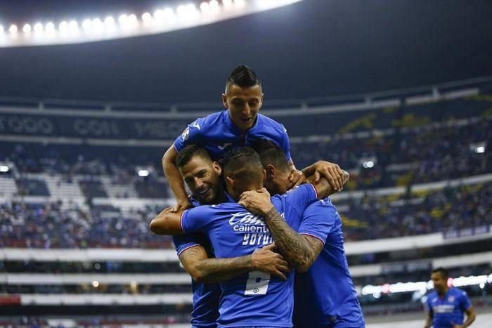 Cruz Azul venció a Pumas