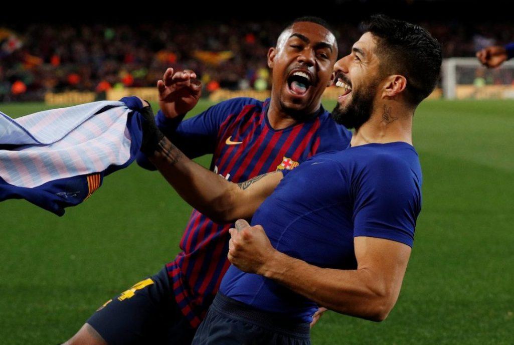 Barcelona pone a punto de mate