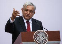 Andres Manuel López Obrador - presidente de México