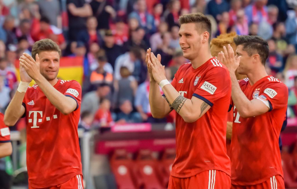 Bayern Munich en la cima de la Bundesliga
