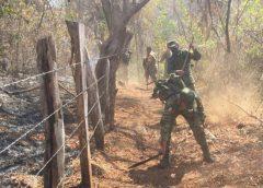 Activan el Plan DN-III Incendio Chilpancingo