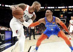 Portland play off de la NBA