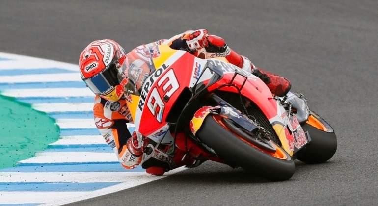 Márquez gana en Jerez