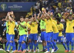 Brasil: líder del grupo A