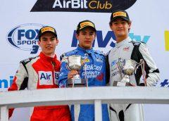 podio para Mariano Del Castillo