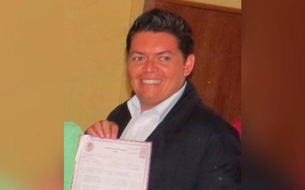 Desaparece Luis Fernando Tinoco