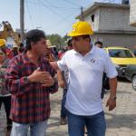 """""""Habitantes de Cañada Morelos aprueban la gestión de Alfredo Chávez Olivier"""""""