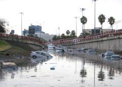 inundaciones en Monterrey