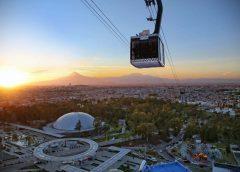 Teleférico de Puebla, lugar para apreciar la Ciudad