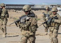 Registran ataque sobre militares estadounidenses en Afganistán